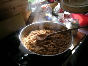 Как приготовить икру из лисичек 2012