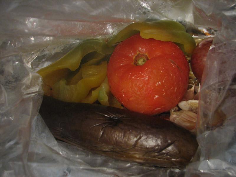 Икра из овощей